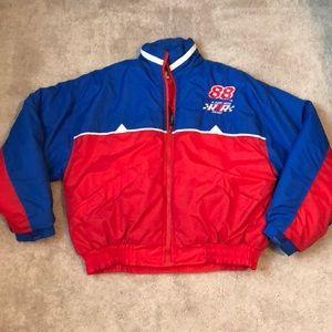 New #88 Dale Jarrett Collectors NASCAR Coat
